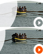 Rowing in Cornwall